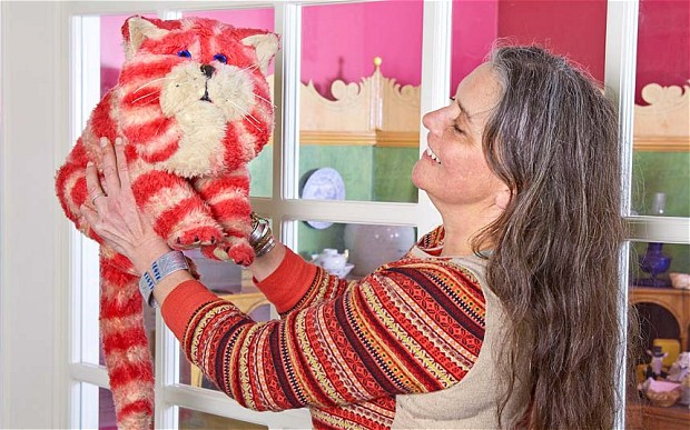 Bagpuss with Emily Firmin - photo