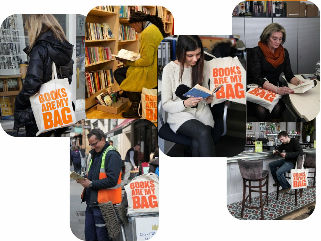 books-are-my-bag-group - photos