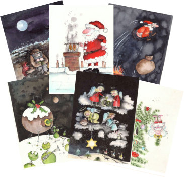 Christmas Artwork Originals image